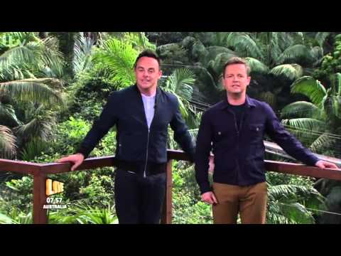"Declan Donnelly ""I'll smash your faces"" - I'm a Celebrity Get Me Out of Here 2015"