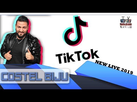 Costel Biju - TIK TOK (NEW LIVE 2019) By Barbu Events