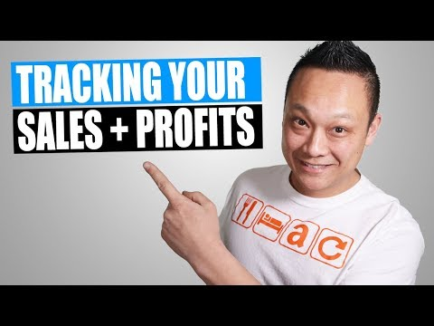 Amazon FBA Sales and Profit Report Spreadsheet for Beginners