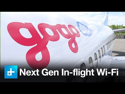 Gogo's Next Generation Of In-flight Wi-Fi Will Stream Netflix
