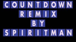 Countdown Theme Remix by Spiritman