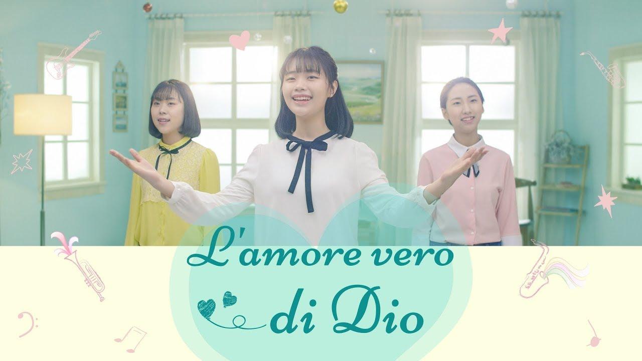 """Canzone di Chiesa – """"L'amore vero di Dio"""""""