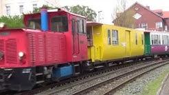 Die Neubauzüge der Borkumer Kleinbahn