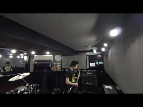 Silent Siren 「ビーサン」をスタジオで弾いてみた。