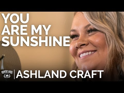 Ashland Craft - You Are My Sunshine (Acoustic Cover) // The Church Sessions