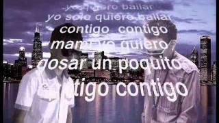 Jickson El Galan feat Brandon Miranda - vamos a bailar 2011 -
