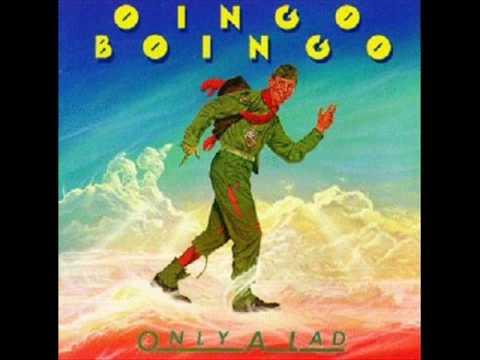 Oingo Boingo - On The Outside (w/ Lyrics)