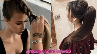 Best Hairstyles for Girls 2018 | Amazing Hair Mode Part#23