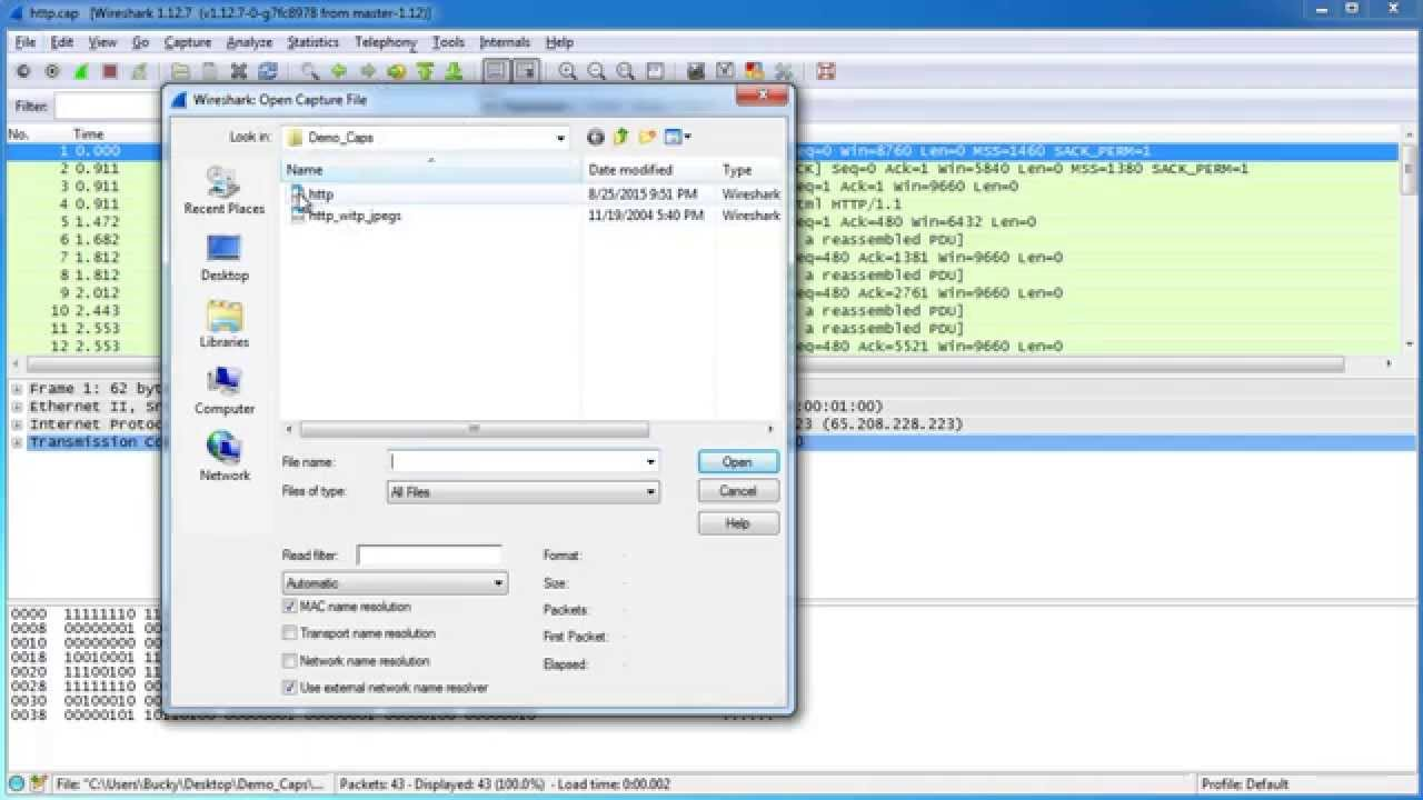 Wireshark Tutorial For Beginners 7 What Is A Packet