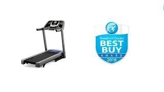 The Horizon T101 Treadmill Review
