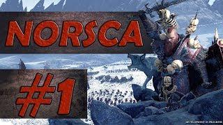 Total War Warhammer ITA [Arduo/Very Hard] Norsca parte 1