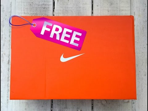 How To Get Free Nike Shoes