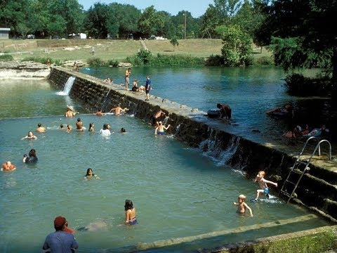 Blanco State Park A River Swimming Mecca Youtube