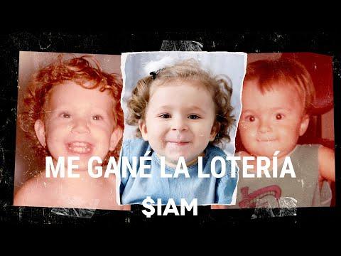SIAM - Me Gané La Lotería (Video Oficial)