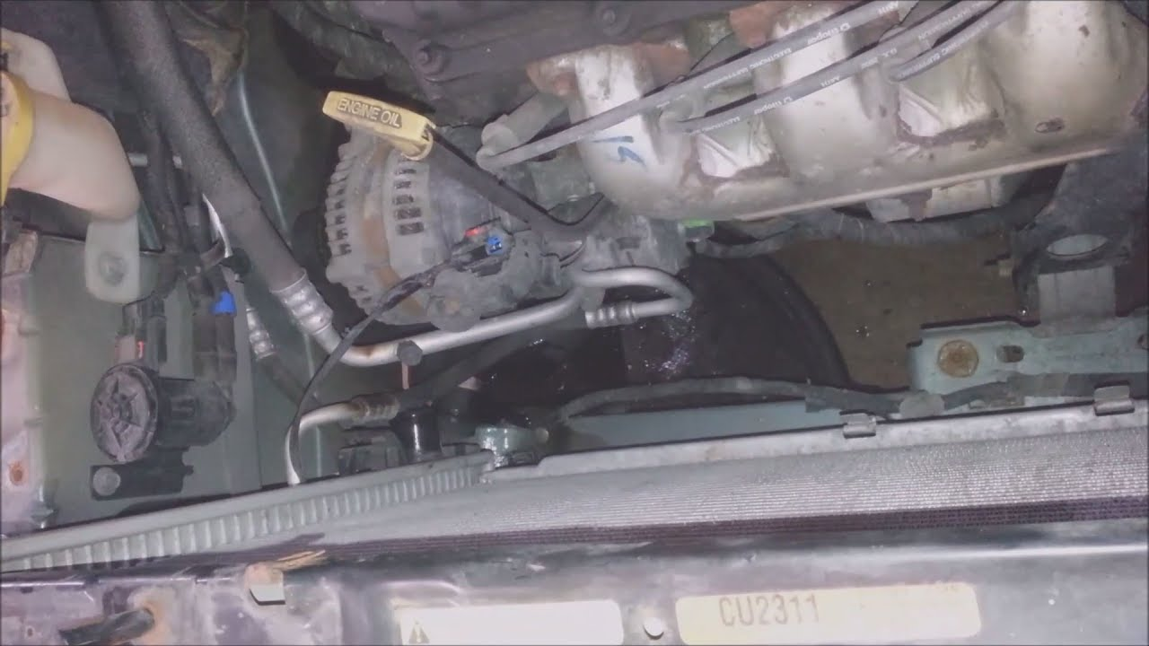 Radiator Chrysler Town /& Country Voyager 05 06 07 DODGE Caravan 3.3L 3.8L v6 NEW