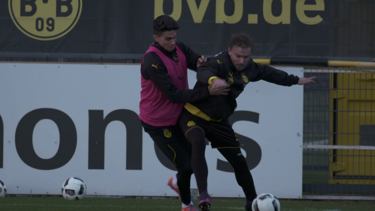 BVB-Training in Brackel am 16. November