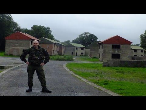 British Military Urban Warfare Training Village