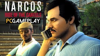 Narcos: Rise of the Cartels Gameplay (PC HD)