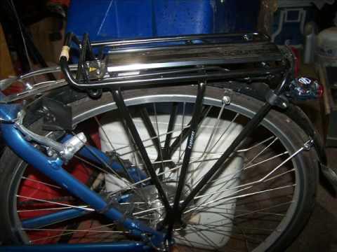 DIY Hardside Bicycle Pannier