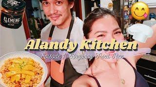 Download lagu ALANDY KITCHEN Episode 1: Bagoong Fried Rice • Adrian & Joselle Alandy