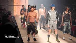 27 FRIDAY A/W14 [Elle Fashion Week 2014] VDO BY POPPORY Thumbnail