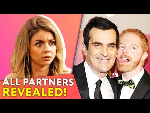 Modern Family: The Real Life Partners Revealed   ⭐OSSA