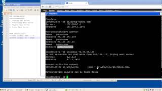 Fundamentals of DNS
