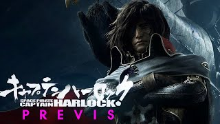Space Pirate Captain Harlock (캡틴하록) / Layout / 2013