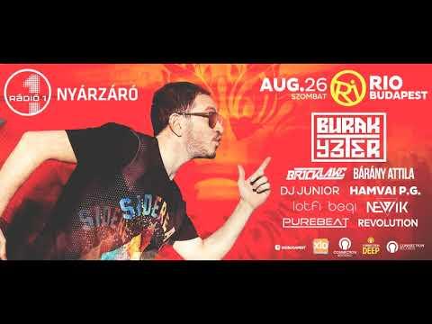 RIO LIVE HAMVAI P.G. BURAK YETER 2017 08 26