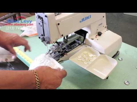 Juki Button Sew Industrial Sewing Machine
