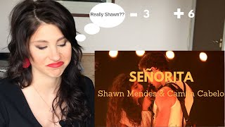"VOCAL COACH REVIEWS STAGE PRESENCE - ""Senorita"" Shawn Mendes, Camila Cabello"