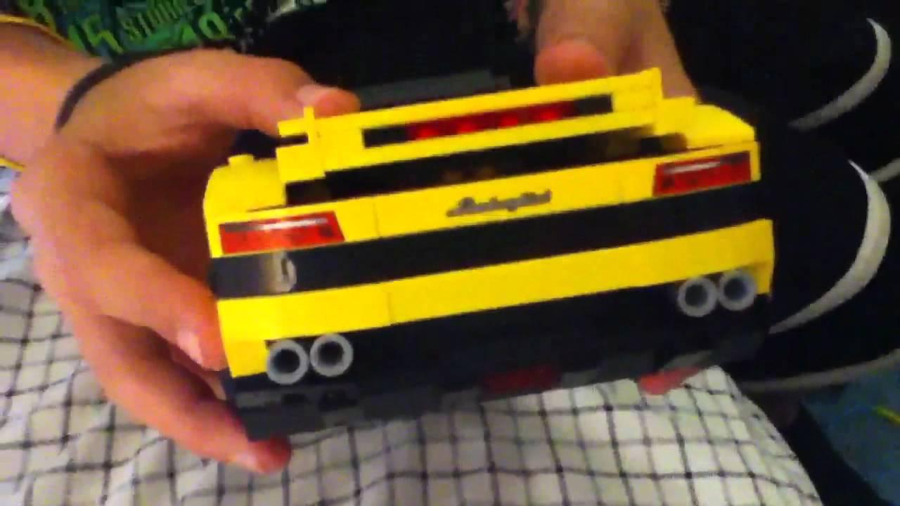 Lego Lamborghini Youtube