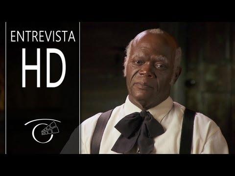 Django Desencadenado - Entrevista Samuel L. Jackson HD
