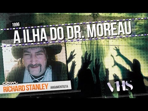 Review - The Island of Dr. Moreau (1996) + Richard Stanley interview // VHS
