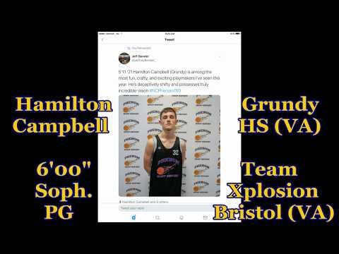 Hamilton Campbell - Grundy High School (VA)