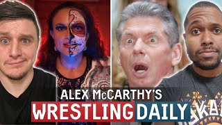 NXT COVID Outbreak, Thunder Rosa Joining WWE? & More   Wrestling Daily 28th Oct 2020