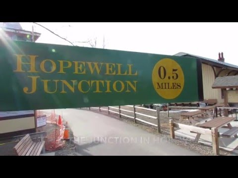 What Put The Junction In Hopewell Junction