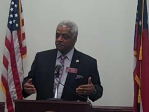 Press Conference HB 514 City South Fulton Referendum Bill Passes