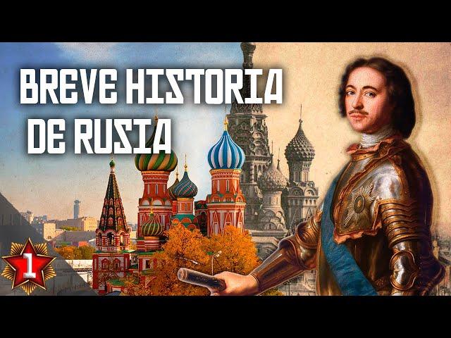 La UNIÓN SOVIÉTICA #1 | Breve historia de Rusia
