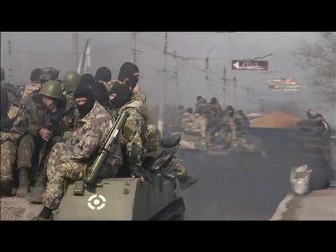 Russian-Flagged Trucks Enter