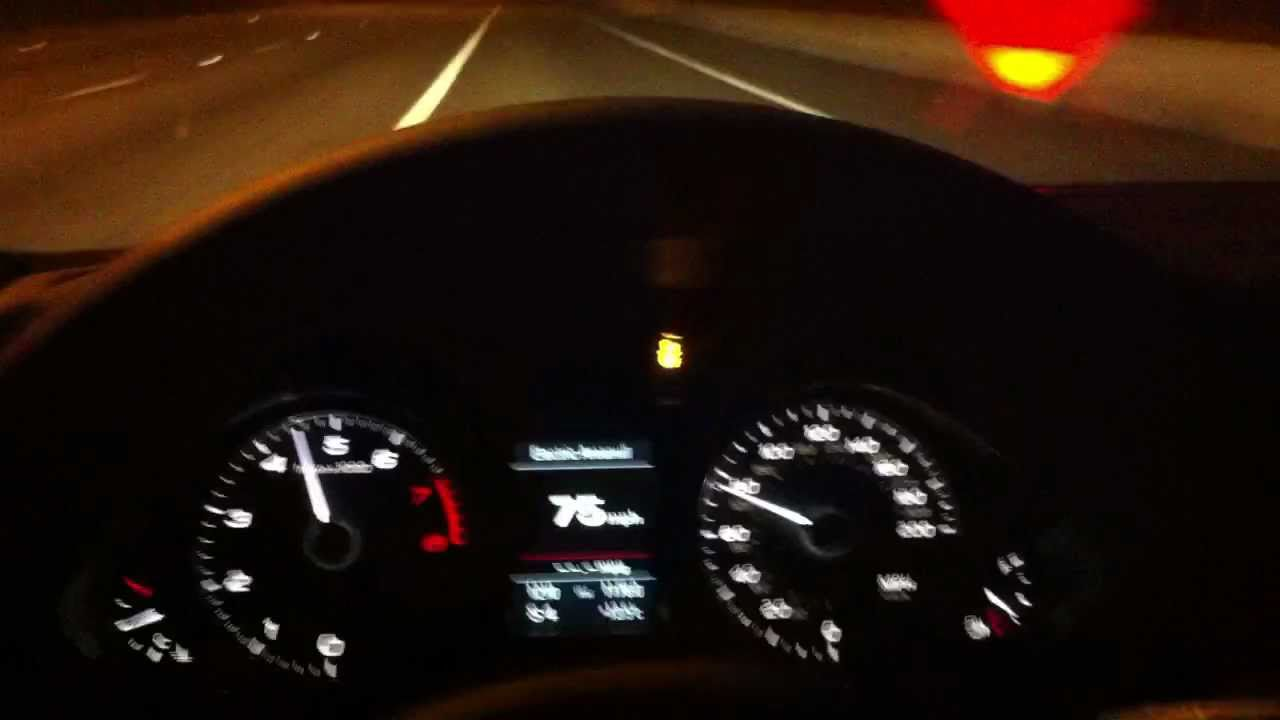 2011 Audi B8 S4 Stock 0 60 Mph In 4 9 Seconds Youtube