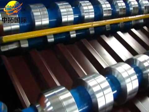 оборудование для производства черепицы С20