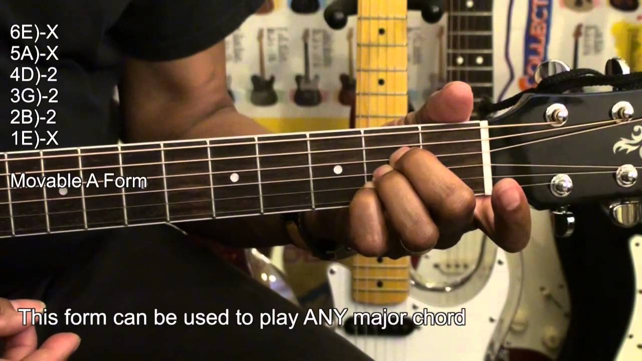 How To Improve Your Finger Reach Playing Guitar Chords And Riffs