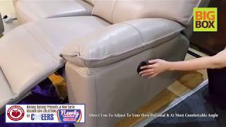 Cheers Recliner Sofa Is What Every Home Need!