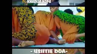Aslay Ft Khadija Kopa Usiitie Doa Official Video