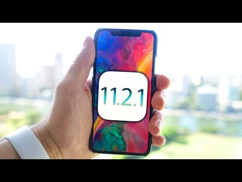 iOS 11.2.1 Released! What's New Review