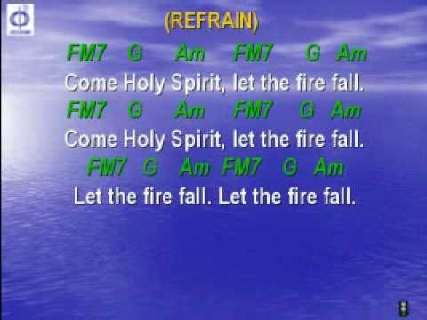 CFC EDMONTON - CLP SONG - LET THE FIRE FALL with lyrics
