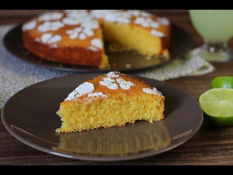 gâteau-à-la-polenta-(sans-gluten)-/-polenta-cake-(gluten-free)-/-كيك-دقيق-الذرة-والليمون