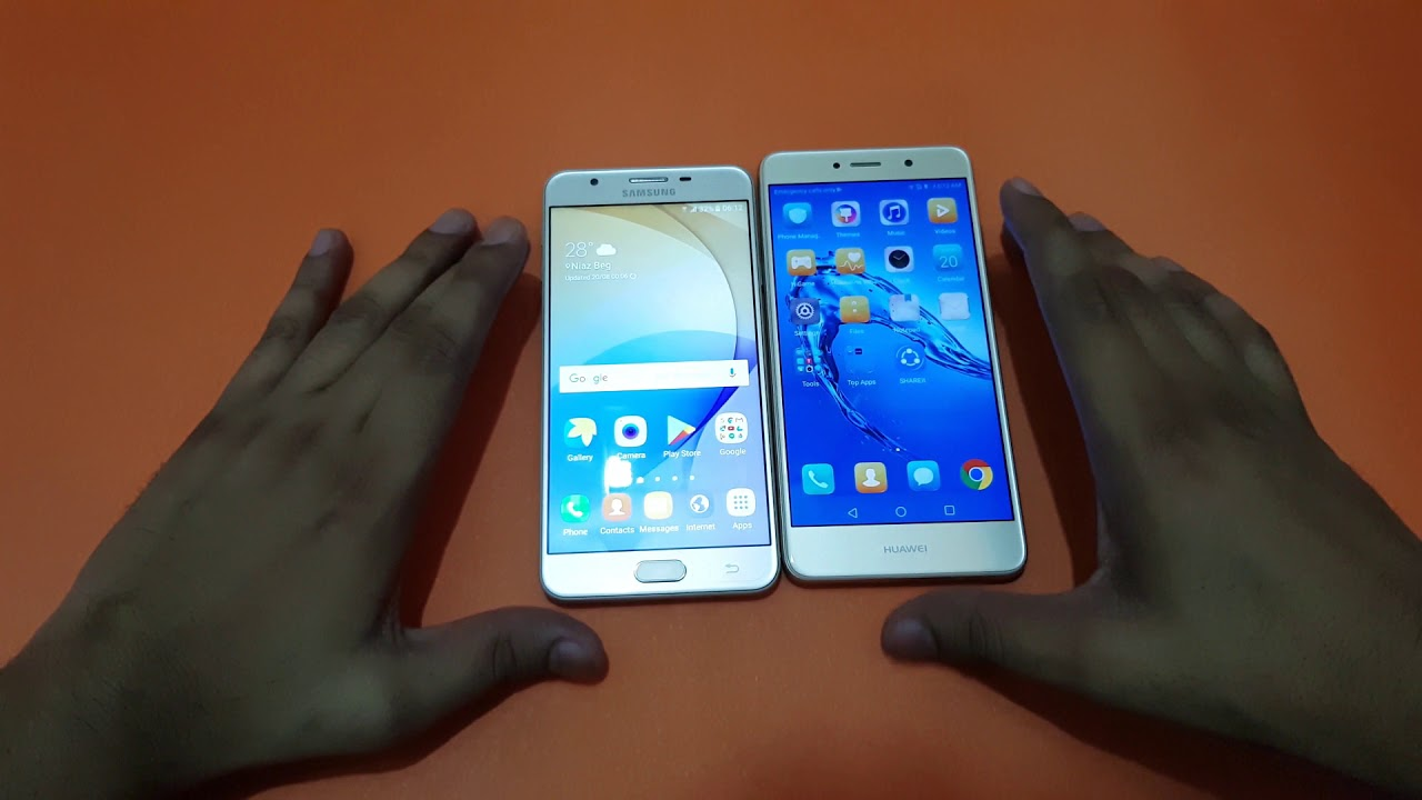 Comparison Review of Huawei Y7 Prime and Samsung Galaxy J7 Prime