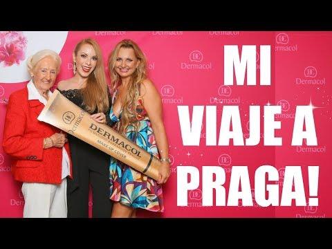 VLOG!: ACOMPÁÑAME A PRAGA CON DERMACOL!